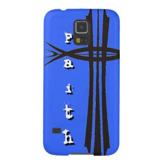 Offset Cross Faith Phone Case