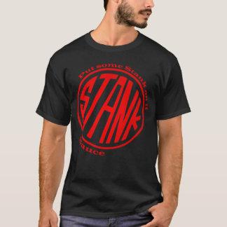 Offset Dark Shirt