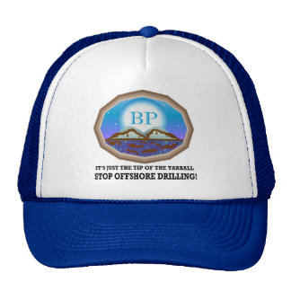 Offshore Drilling Trucker Hat