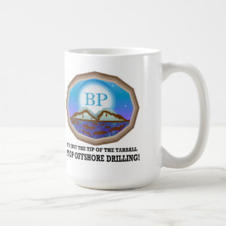 Offshore Drilling Classic White Coffee Mug