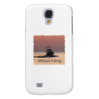 Offshore Fishing Boat Logo Samsung Galaxy S4 Cover