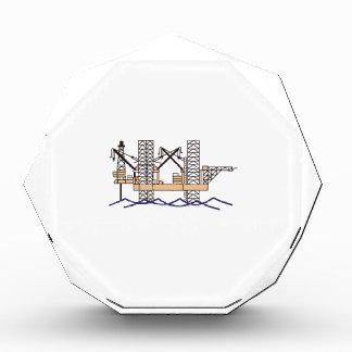 OFFSHORE OIL RIG AWARDS