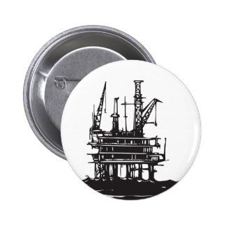 Offshore Oil Rig Pins