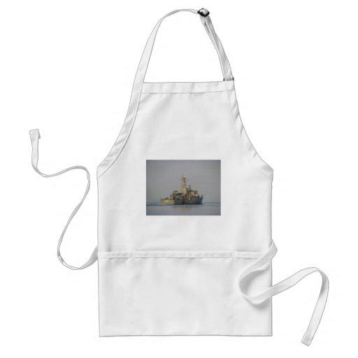 Offshore Patrol Boat Apron