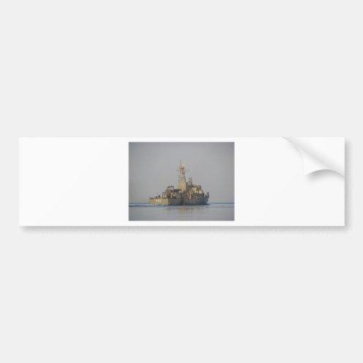 Offshore Patrol Boat Bumper Sticker