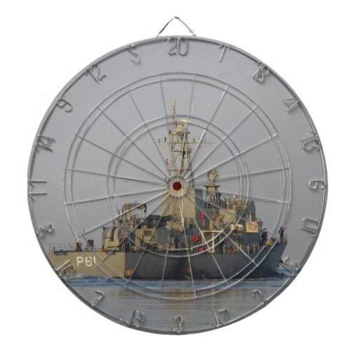 Offshore Patrol Boat Dart Board