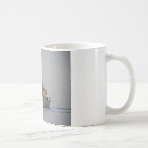 Offshore Patrol Boat Coffee Mugs