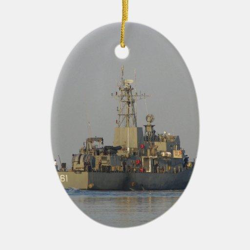 Offshore Patrol Boat Ornaments
