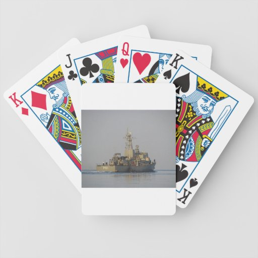 Offshore Patrol Boat Playing Cards