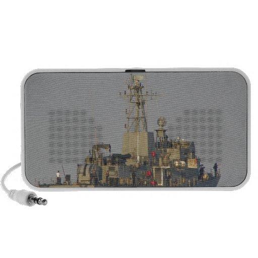 Offshore Patrol Boat Notebook Speakers