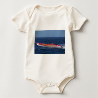 Offshore Powerboat Racing Baby Bodysuit