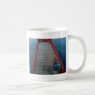 "Offshore supply ship ""Skanki Hav"", Norwegian secto Coffee Mugs"