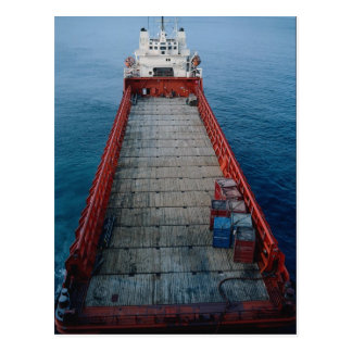 "Offshore supply ship ""Skanki Hav"", Norwegian secto Postcard"