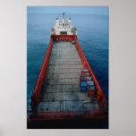 "Offshore supply ship ""Skanki Hav"", Norwegian secto Posters"