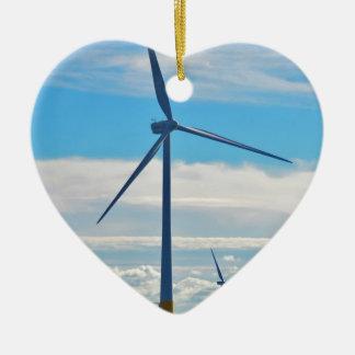 Offshore Wind Farm Ornament