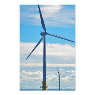 Offshore Wind Farm Customised Stationery