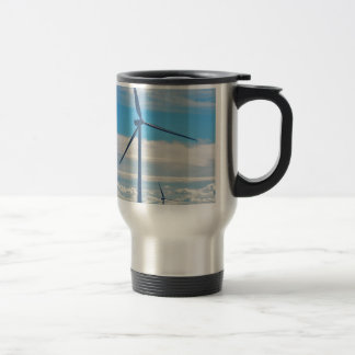 Offshore Wind Farm Travel Mug