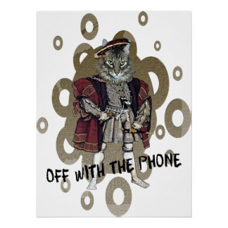 OffwPhone Póster
