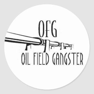 OFG Hard Hat Stickers