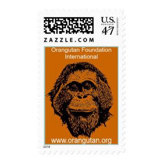 OFI official logo Postage Stamp