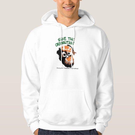 OFI Orangutan Art Hoodie