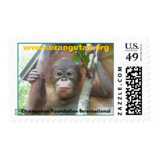 OFI Rescued Orphan Postage Stamp