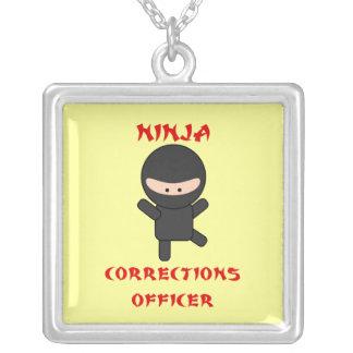 Oficial de correcciones de Ninja Grimpolas