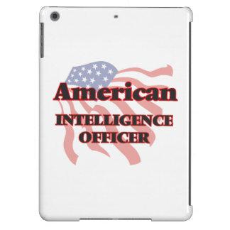Oficial de inteligencia americano funda para iPad air