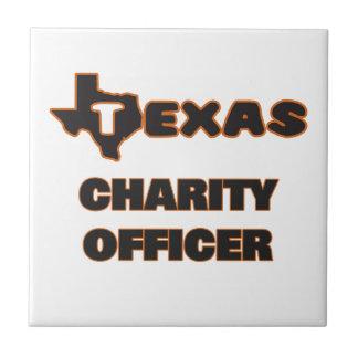 Oficial de la caridad de Tejas