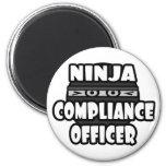 Oficial de la conformidad de Ninja Imanes Para Frigoríficos
