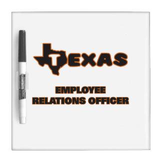 Oficial de las relaciones de empleado de Tejas Pizarras