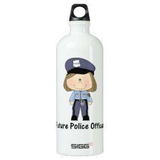 oficial de policía futuro (chica)