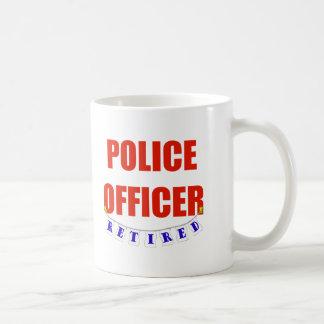 OFICIAL DE POLICÍA JUBILADO TAZA