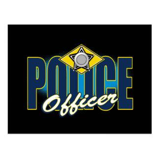 Oficial de policía postal