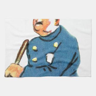 Oficial de servicio toallas de cocina