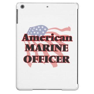 Oficial marino americano funda para iPad air