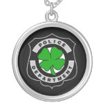 Oficiales de policía irlandeses collar
