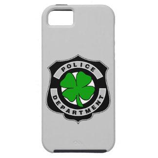 Oficiales de policía irlandeses iPhone 5 funda
