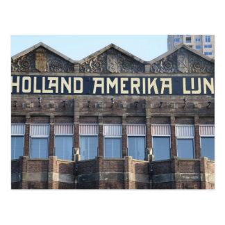 Oficina anterior de HAL, Rotterdam Tarjetas Postales