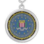 Oficina Federal de Investigación (FBI) Grímpola