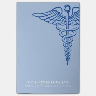 Oficina médica personalizada post-it® notas