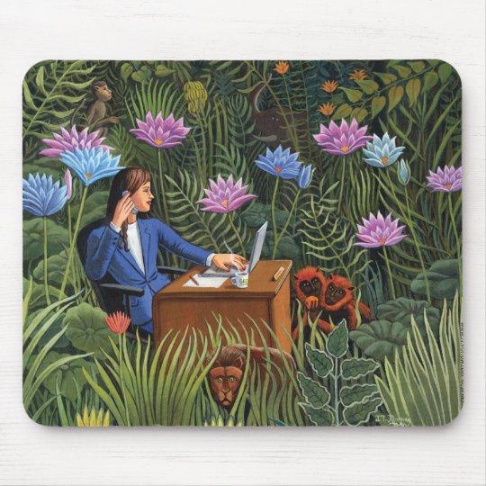 Oficina Mousepad de la selva