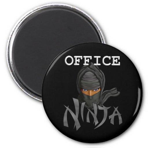 Oficina Ninja Imán Para Frigorifico