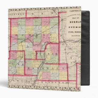 Oficina, Putnam, rígido, condados de Marshall
