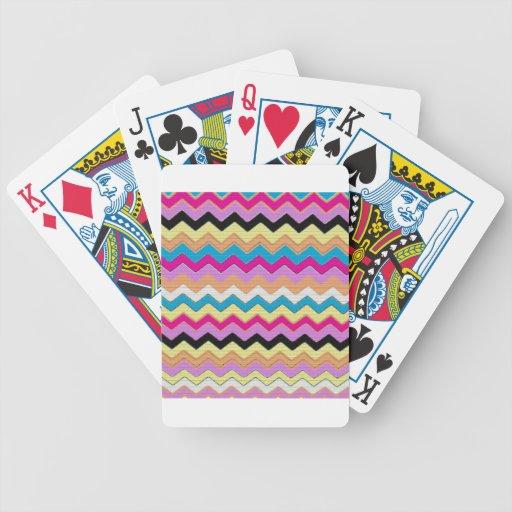 Oficina rosada del amor de la paz del modelo de lo barajas de cartas
