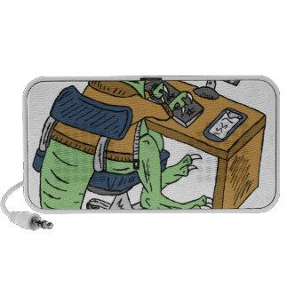 Oficina T-Rex PC Altavoces