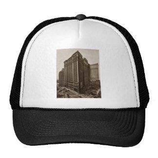 Oficinas New York City 1919 de Bowling Green Gorro De Camionero
