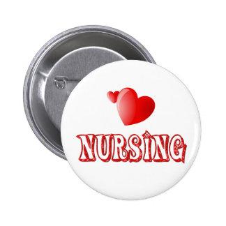 Oficio de enfermera del amor pins