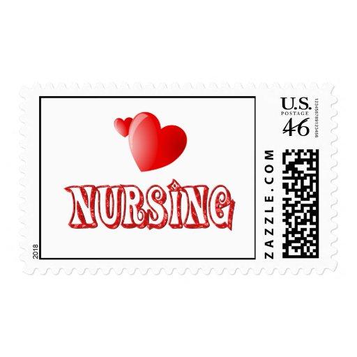 Oficio de enfermera del amor sello