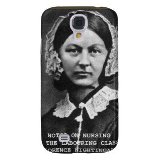 Oficio de enfermera del retrato de Florence Funda Para Galaxy S4